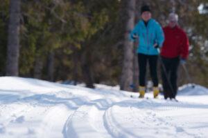 Längdskidor/turskidor /Skiing, cross country-skiing